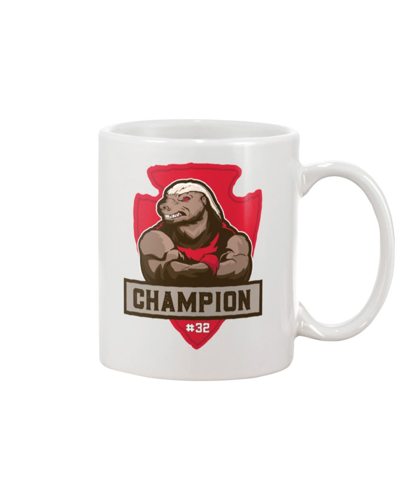 Honey Badger 11oz Mug