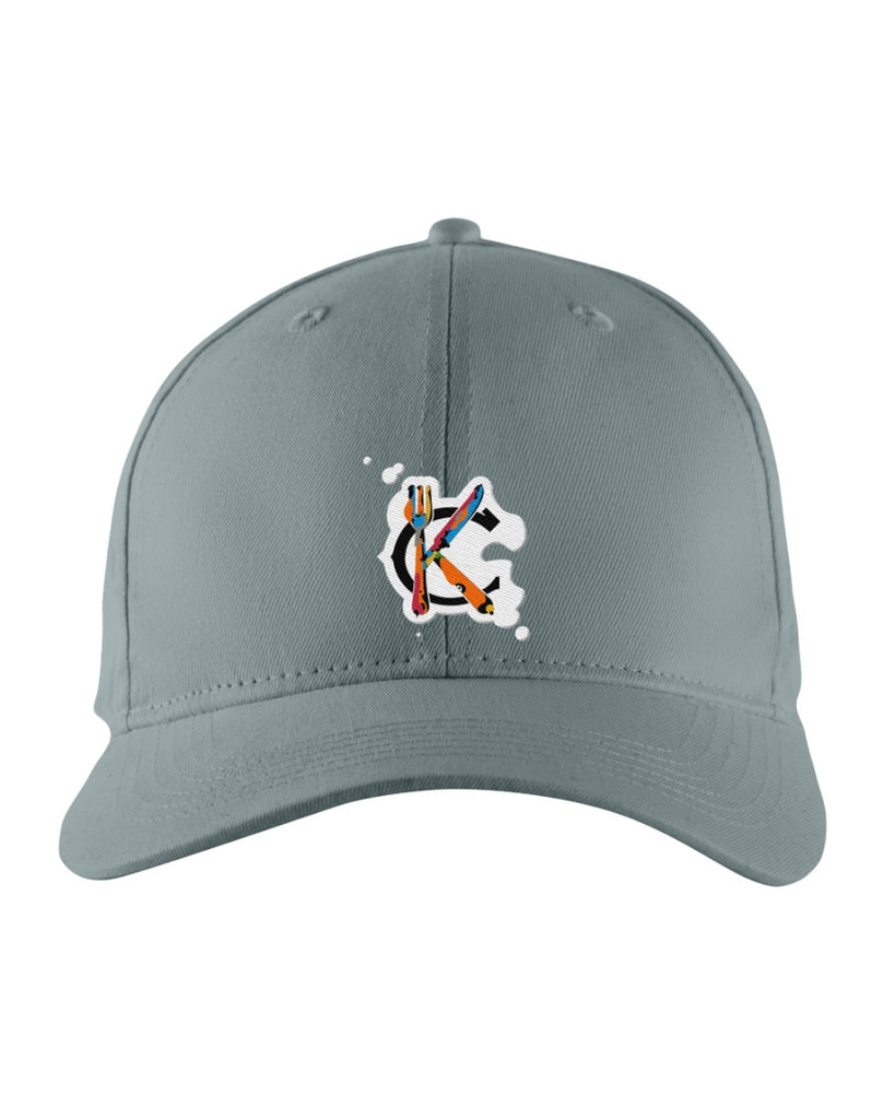 Support KC Industry Painted Design Snapback Trucker Cap
