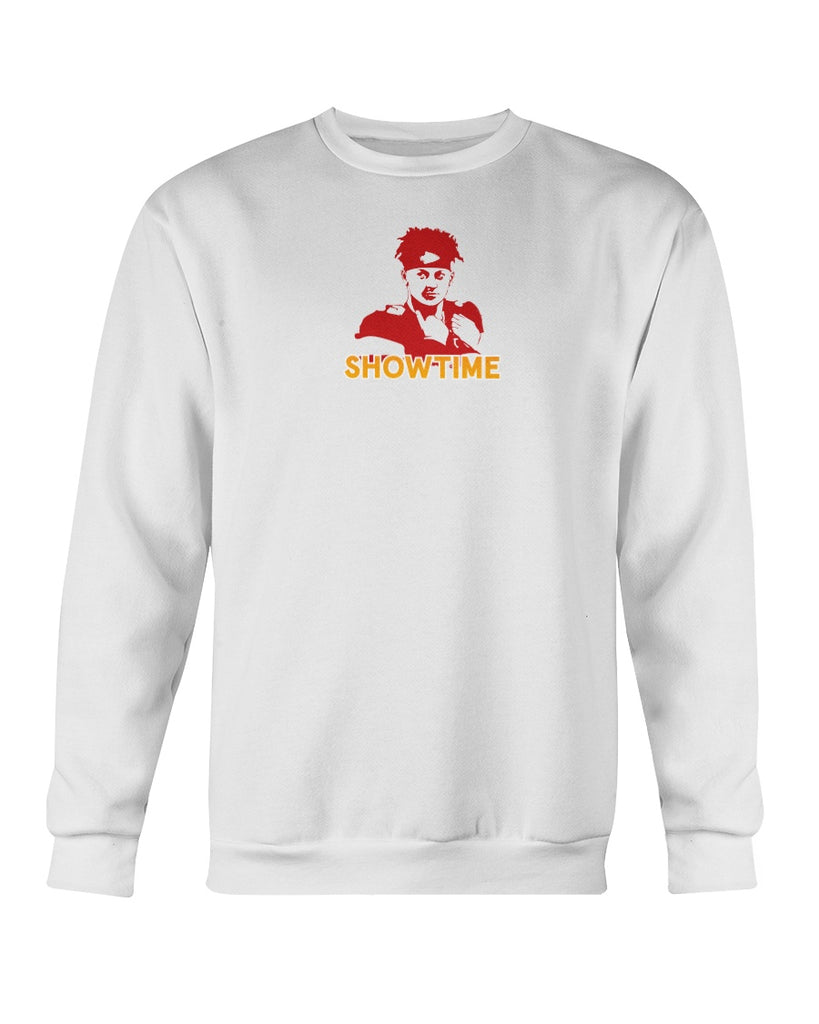 Showtime Red / Yellow Youth Unisex Sweatshirt