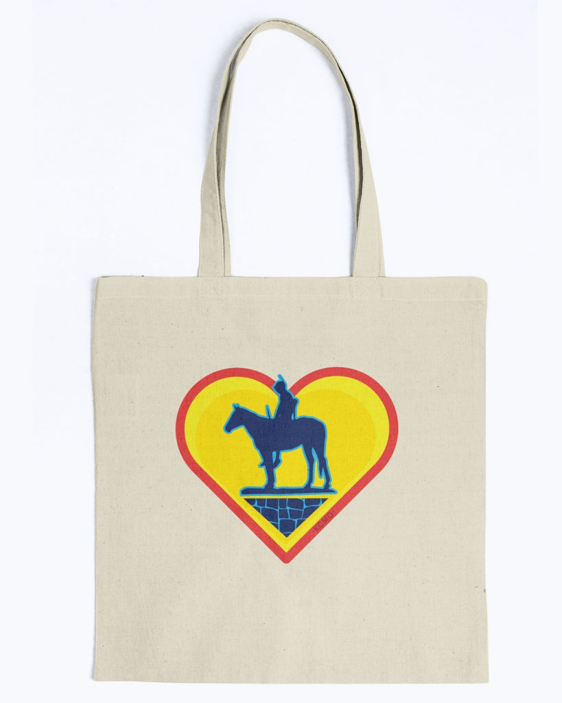 KC Scout Canvas Promo Tote