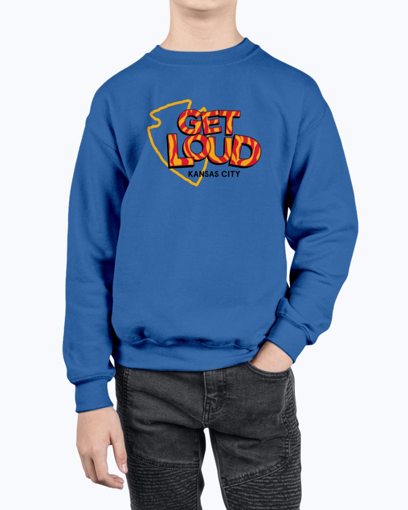 Get Loud Youth Sweatshirt