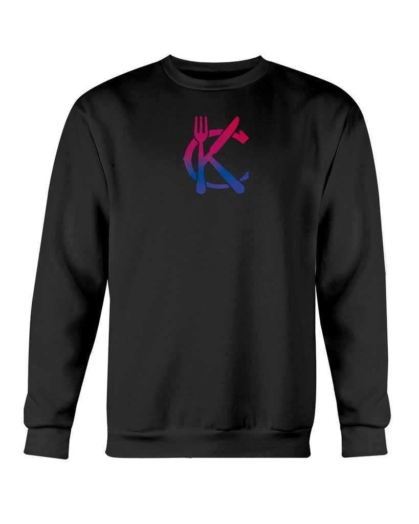 Support KC Industry Gradient Design Youth Sweatshirt