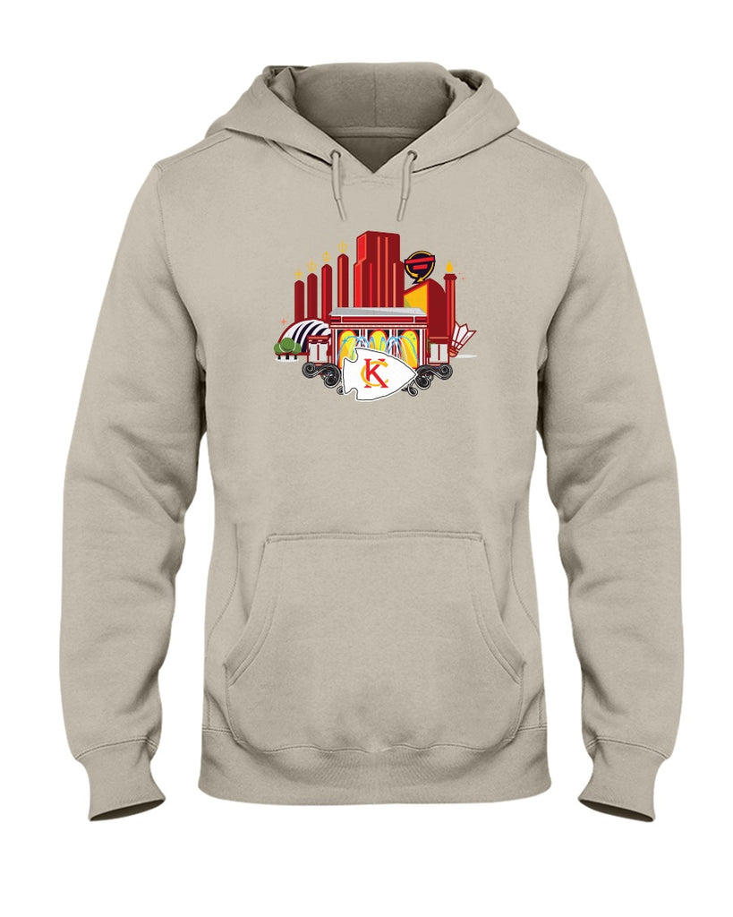 The Kingdom 50/50 Unisex Hoodie
