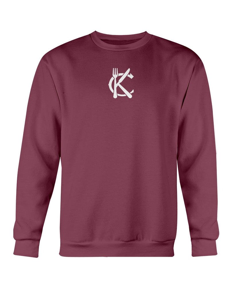 Support KC Industry Classic Design Youth Sweatshirt - White Logo