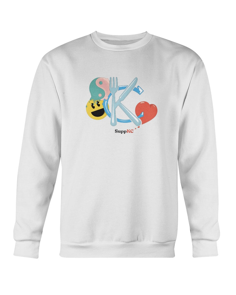 Support KC Industry: The Bright + Shiny Design - Crewneck