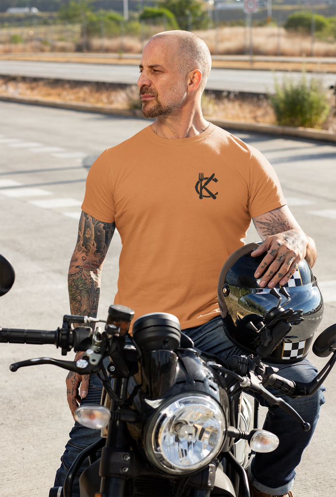 Support KC Industry Classic Design Unisex American Apparel T-Shirt