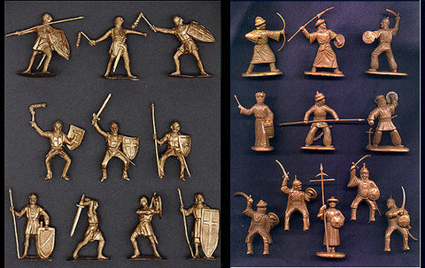 REAMSA MEDIEVAL MOORISH KNIGHTS 