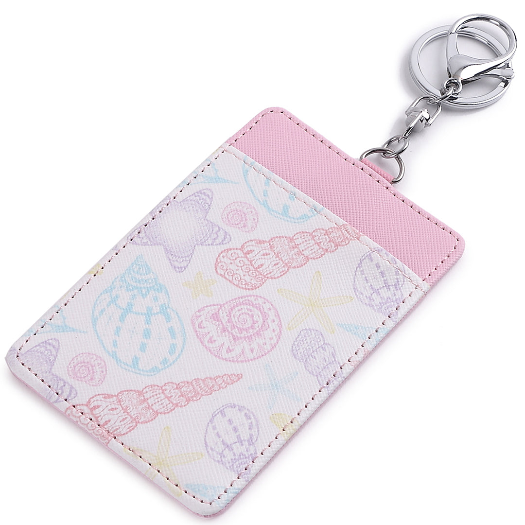 Card Case April Seashell Pink