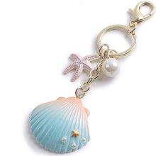 Load image into Gallery viewer, Charm Davine Shell Pink/Blue