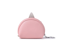 Charm Davine Coin Case Unicorn Pink