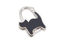 Load image into Gallery viewer, Purse Hook Cat Coral Beige