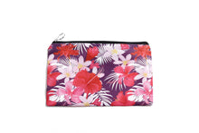 Load image into Gallery viewer, Pouch Set Everyday Hawaii Hibiscus Pink 3-piece