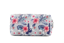 Load image into Gallery viewer, Pouch Medium Everyday Hawaii Hibiscus Grey