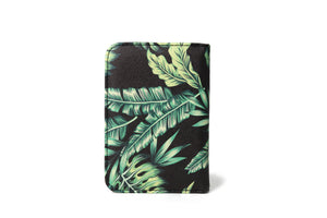 Passport Case Everyday Hawaii Monstera Blue