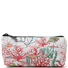 Load image into Gallery viewer, Pouch Medium Everyday Hawaii Coral Beige