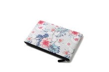 Load image into Gallery viewer, Pouch Large Everyday Hawaii Hibiscus Beige
