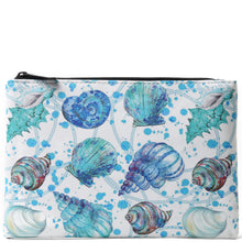 Load image into Gallery viewer, Pouch Large Everyday Hawaii Shells Beige