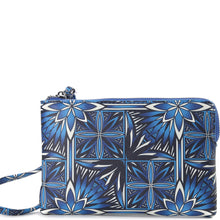 Load image into Gallery viewer, Wristlet Judy Golden Lavi Blue