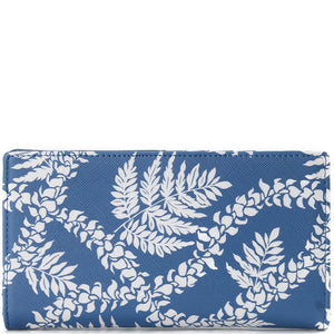 Wallet Teyla Fern Lei Blue