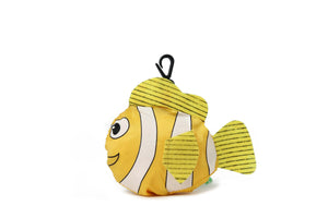 Foldable Bag Small Fish Yellow