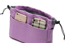 Load image into Gallery viewer, Bag Organizer Makiko Small Purple