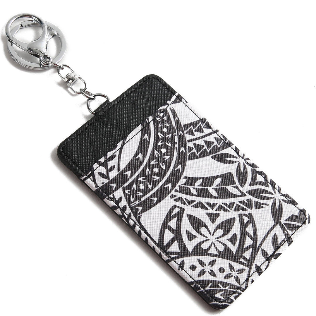 Card Case April Tapa Black