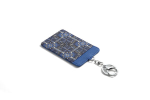 Card Case April Golden Lavi Blue