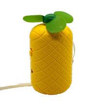 Load image into Gallery viewer, Rechargeable Fan Pineapple Small