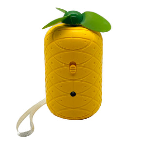 Rechargeable Fan Pineapple Small