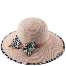 Load image into Gallery viewer, Hat Round Magnolia Pink