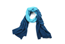 Load image into Gallery viewer, Magic Shawl Teal/White