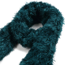 Load image into Gallery viewer, Infinity Scarf Dark Green