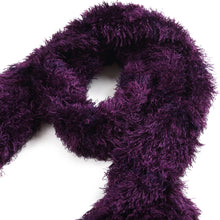 Load image into Gallery viewer, Infinity Scarf Purple