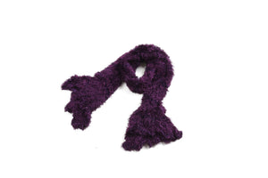 Infinity Scarf Purple