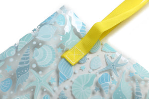 Clear Tote Everyday Hawaii Ocean Teal