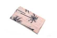 Load image into Gallery viewer, Scarf Danielle Print Palm Tree Pink - Happy Wahine