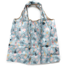 Load image into Gallery viewer, Foldable Bag Jackie Ice Cream Blue