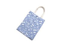 Load image into Gallery viewer, Cotton Tote Small Everday Hawaii Ocean Blue