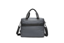 Load image into Gallery viewer, Work Bag Ho'omau Tapa Grey