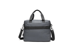 Work Bag Ho'omau Tapa Grey