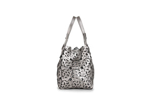 Handbag Pua Large Gunmetal