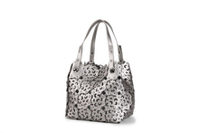 Load image into Gallery viewer, Handbag Pua Large Gunmetal