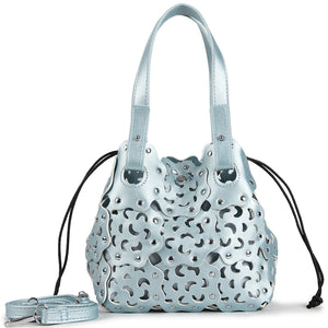 Handbag Pua Small Blue