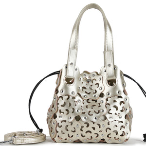Handbag Pua Small Gold