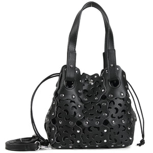 Handbag Pua Small Black