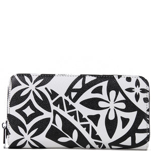 Wallet Kaylee Tapa Black