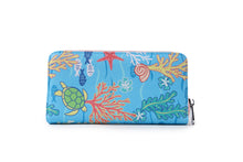 Load image into Gallery viewer, Wallet Kaylee Mermaid Blue