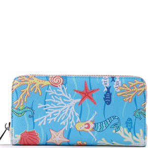 Wallet Kaylee Mermaid Blue