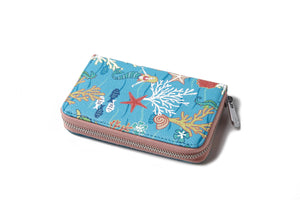 Wallet Chloe Mermaid Blue