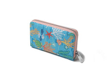 Load image into Gallery viewer, Wallet Chloe Mermaid Blue